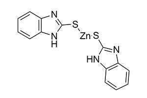 2-Mercaptobenzimidazol zinc salt