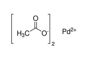 Palladium(II) acetate cas 3375-31-3