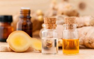 Ginger root oil use and its effect