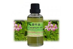 Geranium oil, CAS 8000-46-2