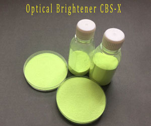 Fluorescent brightener CBS-X (351) in laundry detergent
