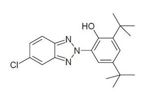 2-(2′-Hydroxy-3′,5′-di-tert-butylphenyl)-5-chlorobenzotriazole